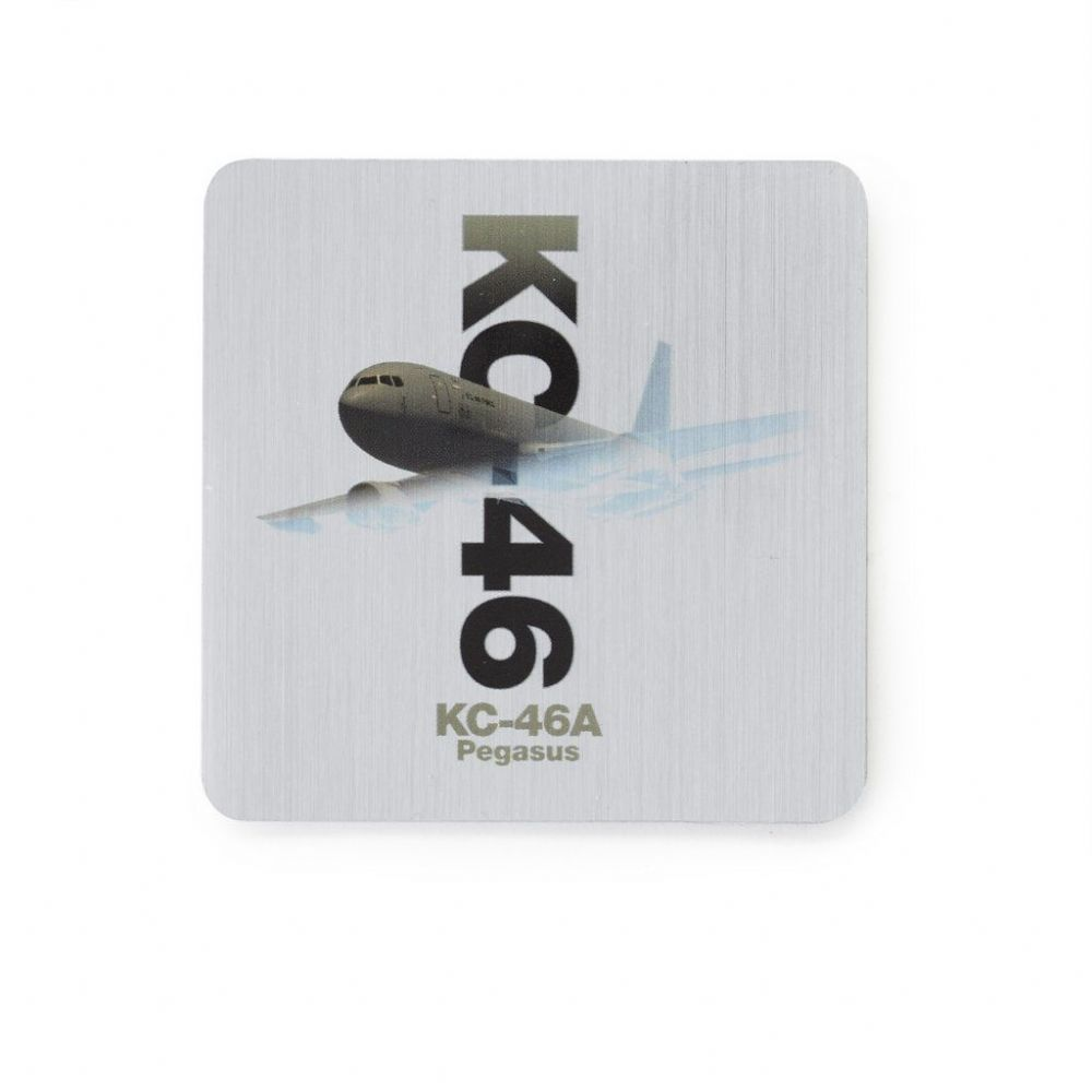 Boeing 767 KC-46A Holographic Metallic Sticker